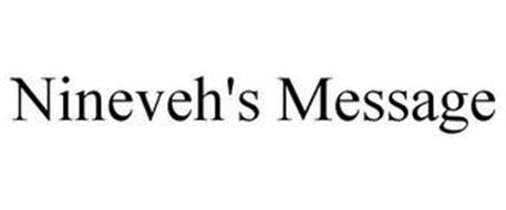 NINEVEH'S MESSAGE