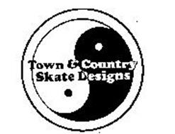TOWN & COUNTRY SKATE DESIGNS