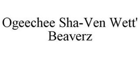 OGEECHEE SHA-VEN WETT' BEAVERZ