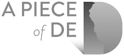 A PIECE OF DE D