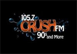 105.7 CRUSH FM 90S AND MORE