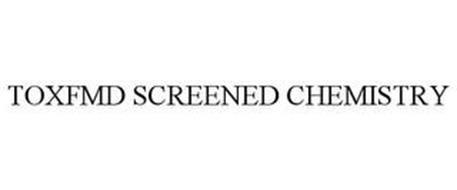 TOXFMD SCREENED CHEMISTRY