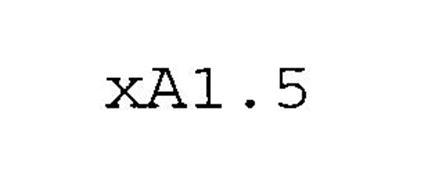 XA1.5