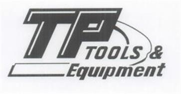 TP TOOLS & EQUIPMENT