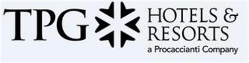 TPG HOTELS & RESORTS A PROCACCIANTI COMPANY