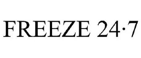FREEZE 24·7