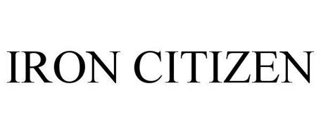 IRON CITIZEN