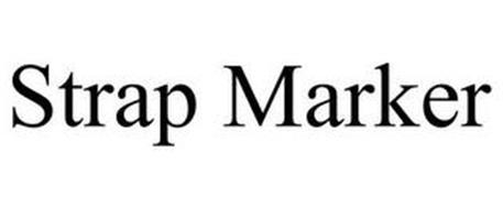 STRAP MARKER