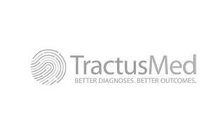 TRACTUSMED BETTER DIAGNOSES. BETTER OUTCOMES.