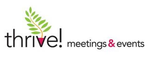 THRIVE! MEETINGS & EVENTS