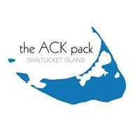 THE ACK PACK NANTUCKET ISLAND