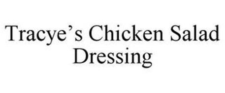 TRACYE'S CHICKEN SALAD DRESSING