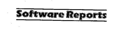 SOFTWARE REPORTS