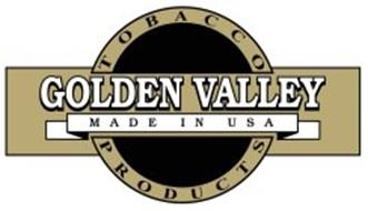 GOLDEN VALLEY MADE IN USA TOBACCO PRODUCTS