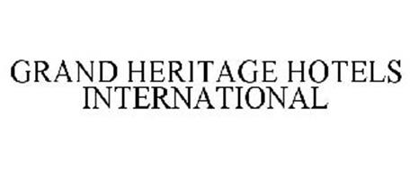 GRAND HERITAGE HOTELS INTERNATIONAL