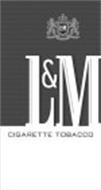 L&M L&M CIGARETTE TOBACCO