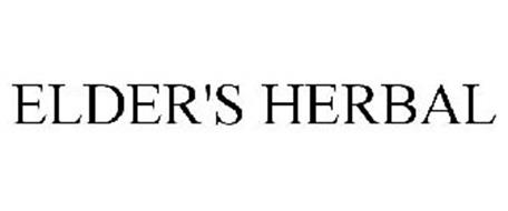 ELDER'S HERBAL