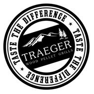 TRAEGER WOOD PELLET GRILLS TASTE THE DIFFERENCE TASTE THE DIFFERENCE