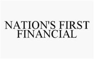 NATION'S FIRST FINANCIAL