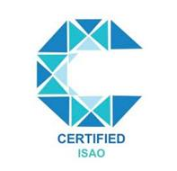C CERTIFIED ISAO