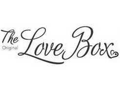 THE ORIGINAL LOVE BOX