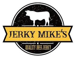 JERKY MIKE'S QUALITY BEEF JERKY