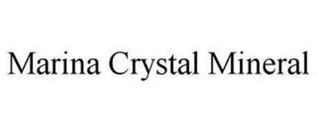 MARINA CRYSTAL MINERAL