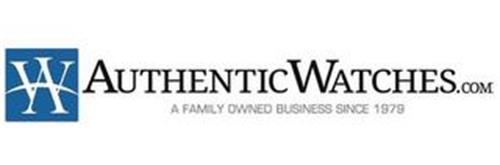 AW AUTHENTICWATCHES.COM A FAMILY OWNED BUSINESS SINCE 1979