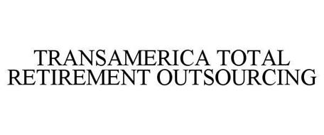 TRANSAMERICA TOTAL RETIREMENT OUTSOURCING