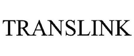 TRANSLINK Trademark of TRANSAMERICA CORPORATION Serial ...