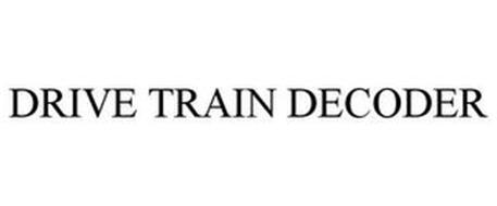 DRIVE TRAIN DECODER