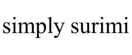 SIMPLY SURIMI