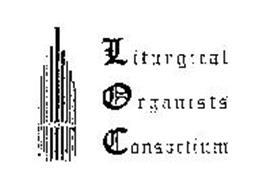 LITURGICAL ORGANISTS CONSORTIUM
