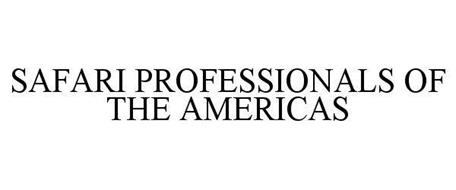 SAFARI PROFESSIONALS OF THE AMERICAS