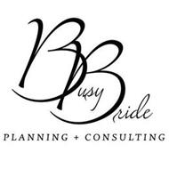 BUSY BRIDE PLANNING + CONSULTING