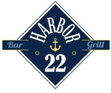 HARBOR BAR GRILL 22