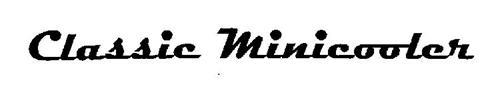 CLASSIC MINICOOLER