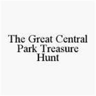THE GREAT CENTRAL PARK TREASURE HUNT