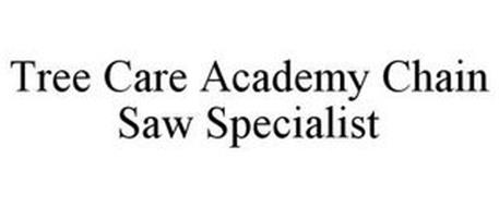 TREE CARE ACADEMY CHAIN SAW SPECIALIST