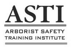 ASTI ARBORIST SAFETY TRAINING INSTITUTE