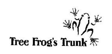 TREE FROGS TRUNK