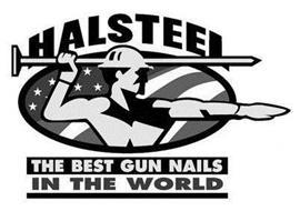 HALSTEEL THE BEST GUN NAILS IN THE WORLD
