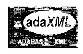 ADAXML ADABAS XML