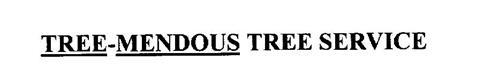 TREE-MENDOUS TREE SERVICE