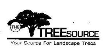 THE TREESOURCE YOUR SOURCE FOR LANDSCAPE TREES