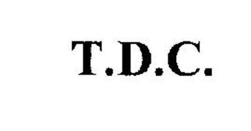T.D.C.