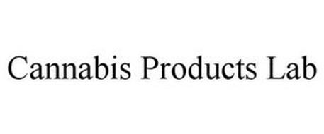 CANNABIS PRODUCTS LAB