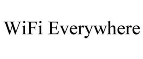 WIFI EVERYWHERE