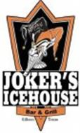 JOKER'S ICEHOUSE BAR & GRILL KILLEEN TEXAS