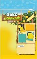 ZUKO LEMONADE CLASSIC TRESMONTES LUCCHETTI
